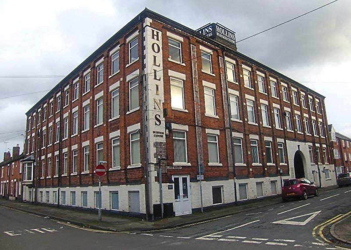 Auctioneers have Hollins Business Centre, Stafford, listed for £350,000-£400,000