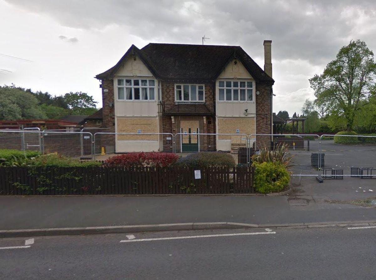 The former Wylde Green Pub. Image: Google
