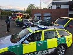 Staffordshire first responders 'cannot use blue lights' in shake-up