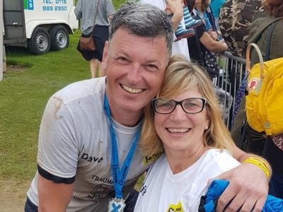 Police officer seriously injured at Stafford 10k last year will take on this year's run for charity