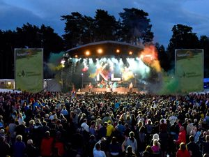 Forest Live usually takes place at Cannock Chase every summer