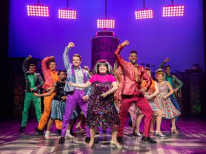 Hairspray runs at Birmingham Hippodrome until October 2