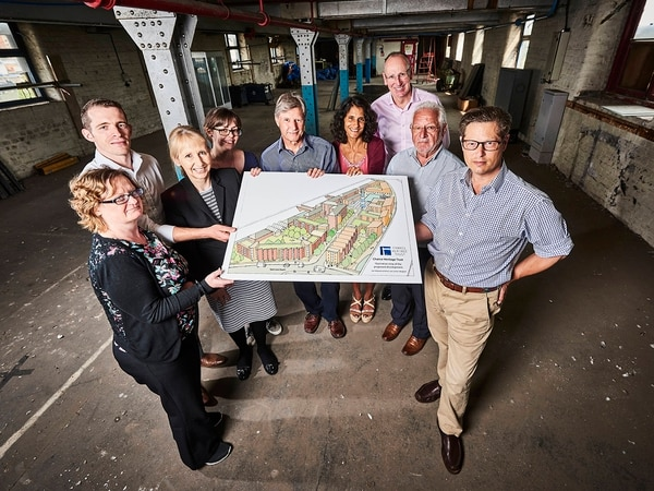 Plan to revive famous Chance Glassworks site kick-started