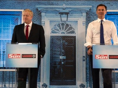 Key moments of the Tory leadership debate