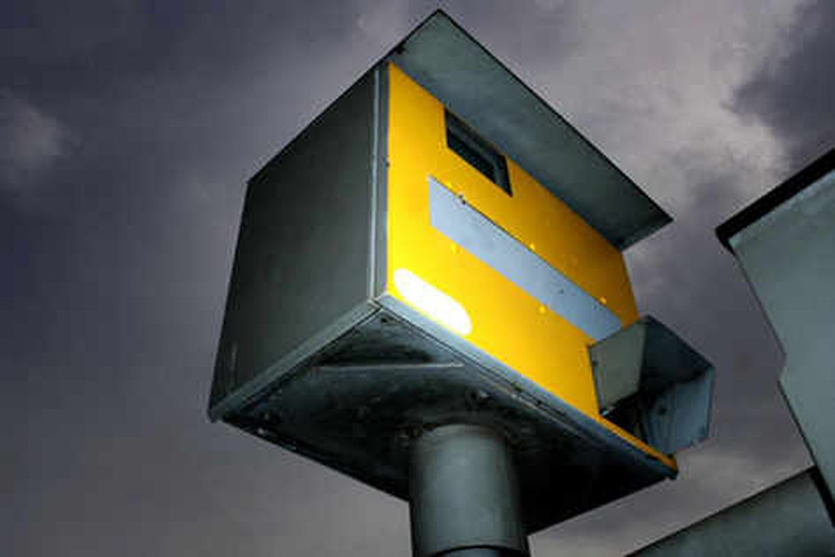 Force turns off half of its speed cameras