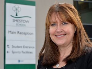 Smestow School's executive headteacher Kerry Inscker