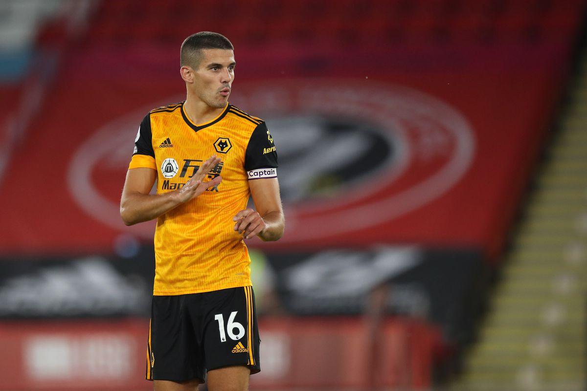 Conor Coady of Wolverhampton Wanderers (AMA)