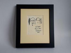 The John Lennon drawing