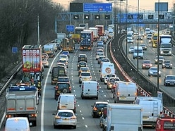 M6 traffic queues sparked by break downs leave hour-long delays