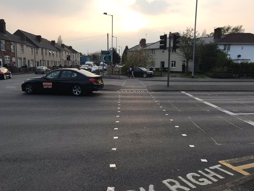 Woman treated for multiple injuries after Birmingham New Road crash