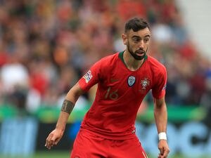 File photo dated 05-06-2019 of Bruno Fernandes. PA Photo. Issue date: Wednesday January 29, 2020. Manchester United have agreed a deal with Sporting Lisbon to sign midfielder Bruno Fernandes, subject to a medical and the agreement of personal terms, the Premier League club have announced. See PA story SOCCER Man Utd. Photo credit should read Mike Egerton/PA Wire..
