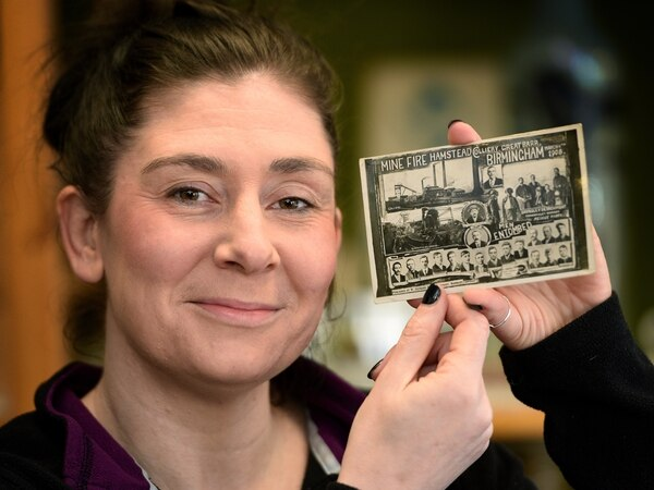 Hamstead mining disaster remembered on classic postcards up for auction