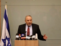 Israel's defence minister quitting over Gaza ceasefire