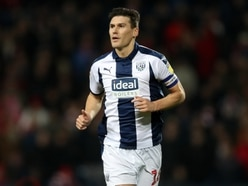 Gareth Barry puts in the yards for West Brom return