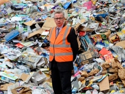 Michael Gove calls for 'money-making' councils on visit to Black Country