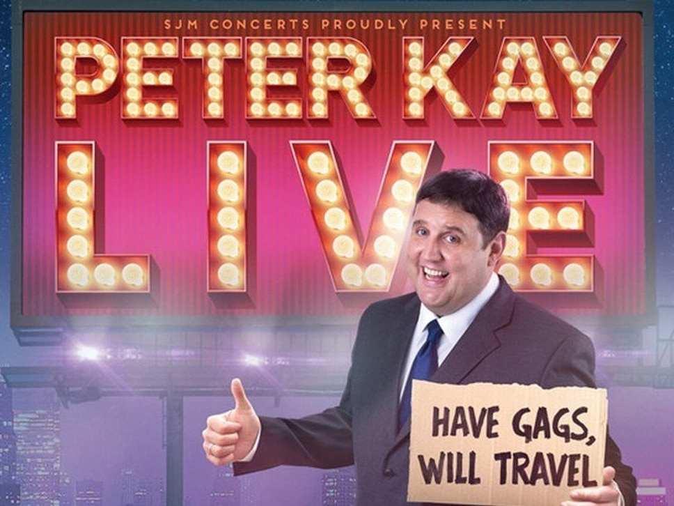 Peter Kay: Take a look at the Bolton comedian's best jokes