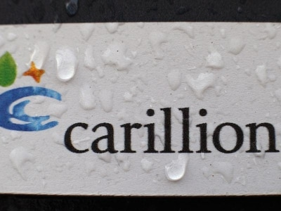 Carillion collapse forces firm to scrap bid to run rail services