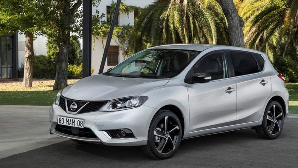 nissan reveals new pulsar n connecta style edition express star. Black Bedroom Furniture Sets. Home Design Ideas