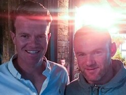 Wayne Rooney arrest: Shifnal cricketer snapped with football star on night before drink-drive charge