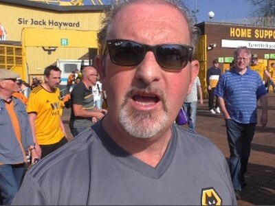 'We've got to put teams like Brighton away!' Frustrated Wolves fans on 0-0 draw - WATCH