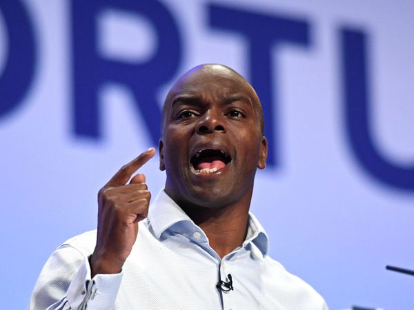Shaun Bailey, Conservative candidate for London mayor