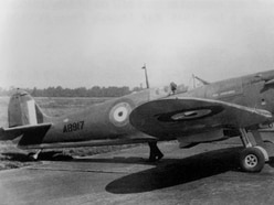 How the West Midlands reached for the skies with Spitfire funds