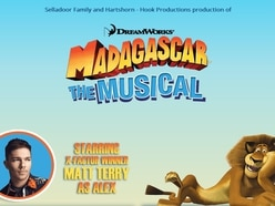 WIN: Tickets to Madagascar The Musical in Birmingham