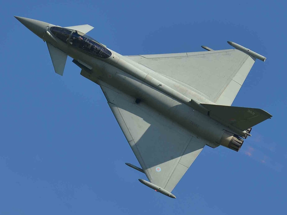 Typhoon to return as 2019 Cosford Air Show line-up revealed