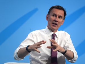 Former health secretary Jeremy Hunt has warned against a 'culture of targets' in the NHS (PA)