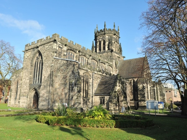 Staffordshire church to stay quiet due to bell delay