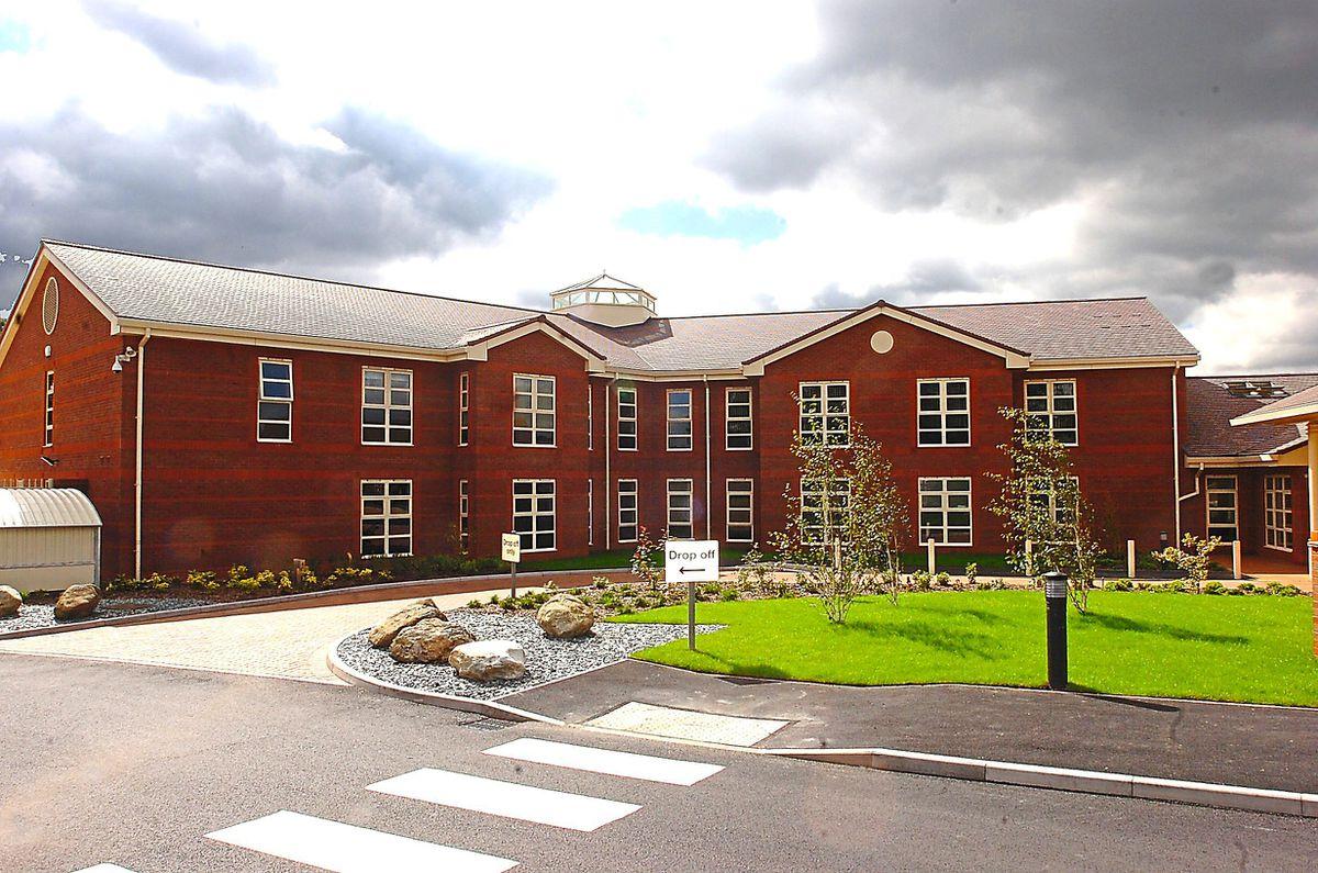 Severn Hospice building
