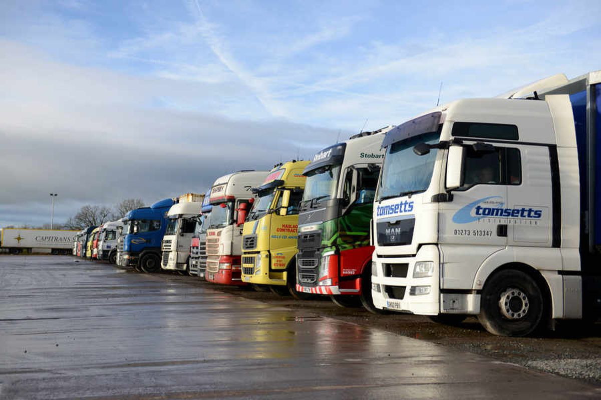 One of UK's oldest truck stops to expand