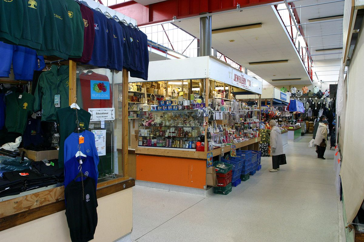 A consultation will be launched to look at ways to modernise West Bromwich indoor market