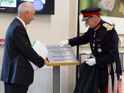 Staffordshire Wildlife Trust's new headquarters officially opened