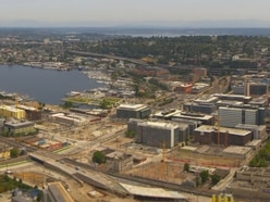 This time lapse video shows the astonishing change in the Seattle skyline