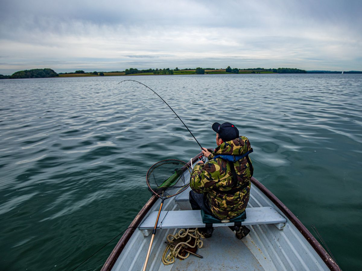 Angling Direct has seen sales grow in the first half of 2021