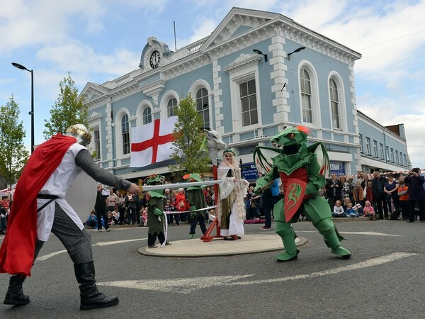 Putting St George's Day On The Calendar
