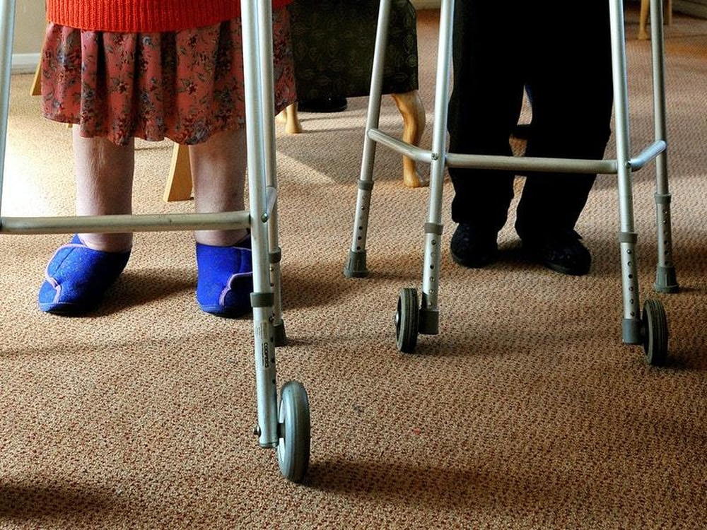 Number of overall deaths in North Yorkshire higher than average in March