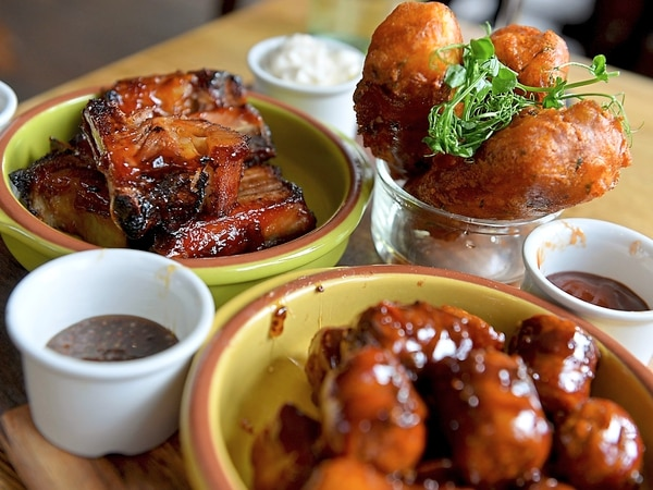 Food review: Good grub and excellent staff at the Chetwynd Arms