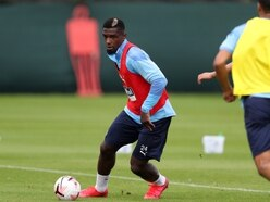 West Brom's Cedric Kipre hoping to impress Slaven Bilic in cup.