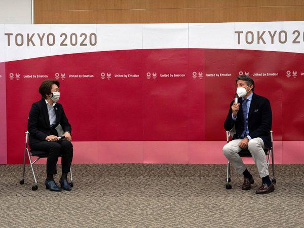 Olympics Tokyo Coe