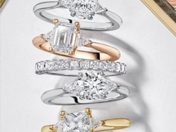 WIN: A £500 voucher for any engagement ring from 77 Diamonds