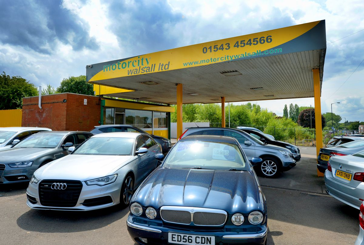 Bosses at Motorcity in Walsall Wood have appealed for information from the public after thieves targeted the dealership in the early hours
