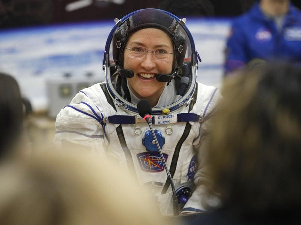 Astronaut Christina Koch Lands Back on Earth After 328 Days in Space