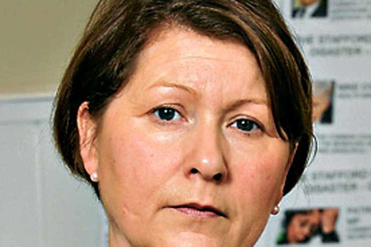 CBE honour for Stafford Hospital fighter Julie Bailey