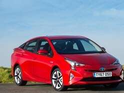 One million Toyota hybrids to be recalled over fire risk
