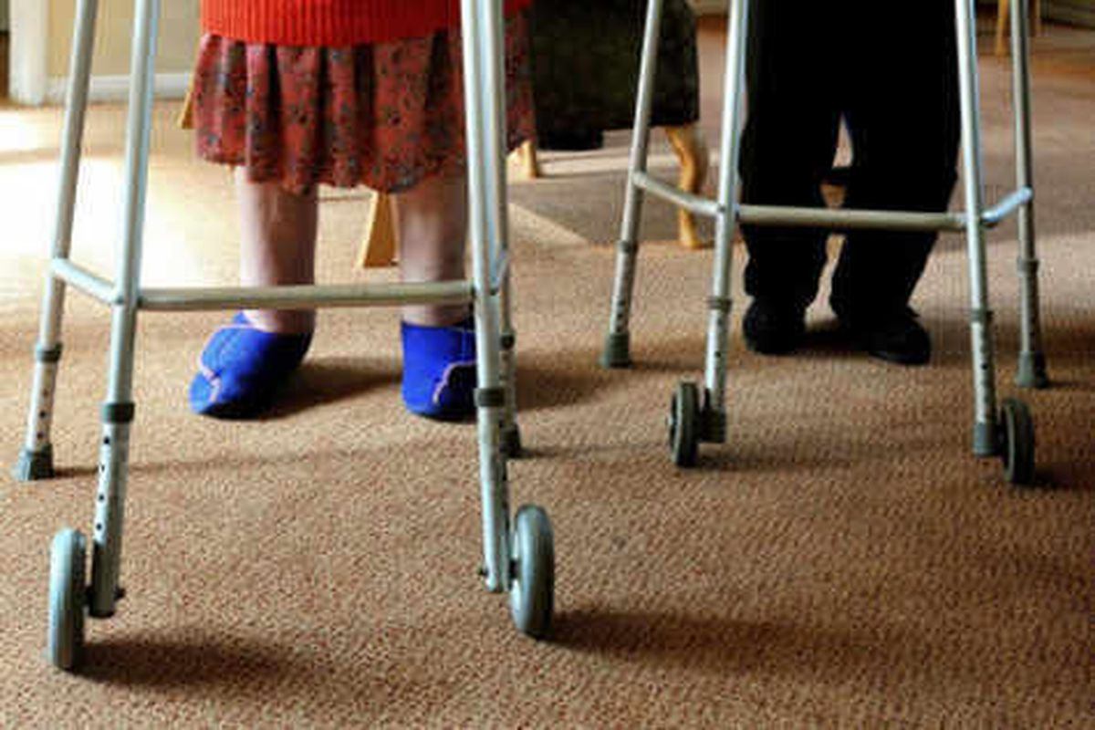 100,000 carers working for free in Staffordshire