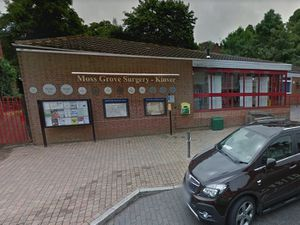 Moss Grove Surgery In Kinver. Photo: Google Maps