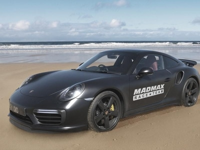 Fastest man on Pendine Sands plans to set record again in a car