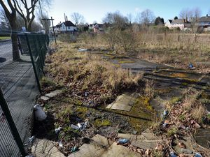 The site has become derelict over the years after a succession of schemes bit the dust